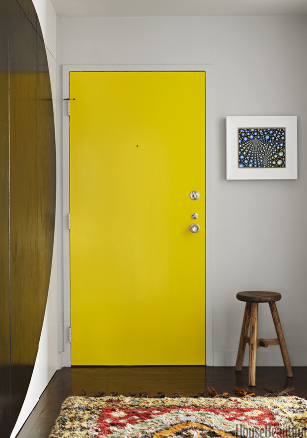 Day 8 Interior Door Colors  MJG Interiors Manchester Vermont based interior designer