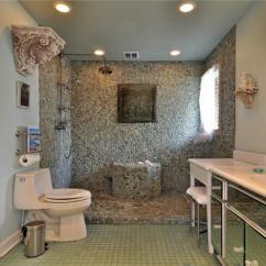 Tile Kitchen White Trash Can Day 86: Stone Showers! — Mjg Interiors, Manchester ...