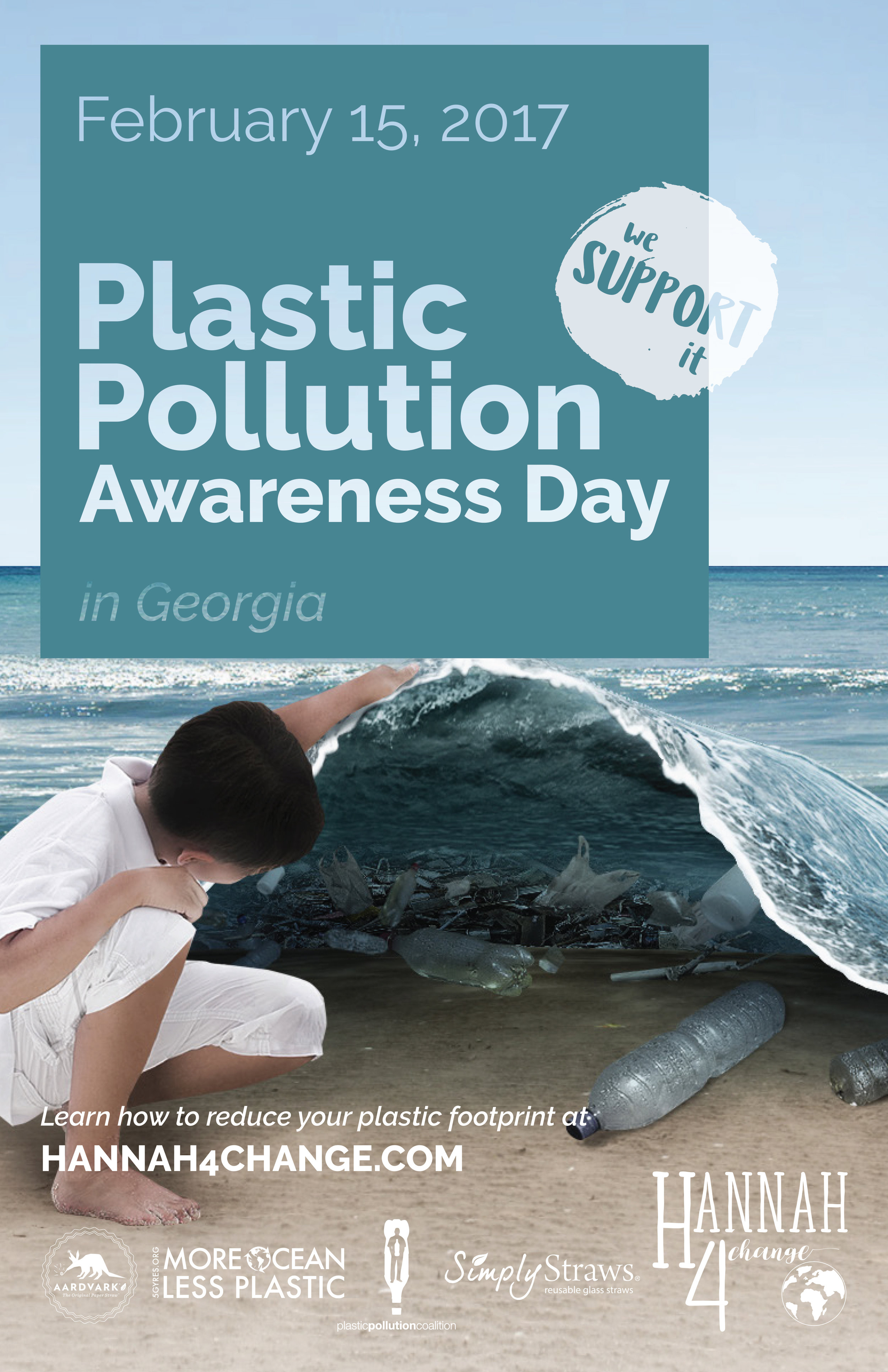 Plastic Pollution Awareness Day Is Headed Your Way