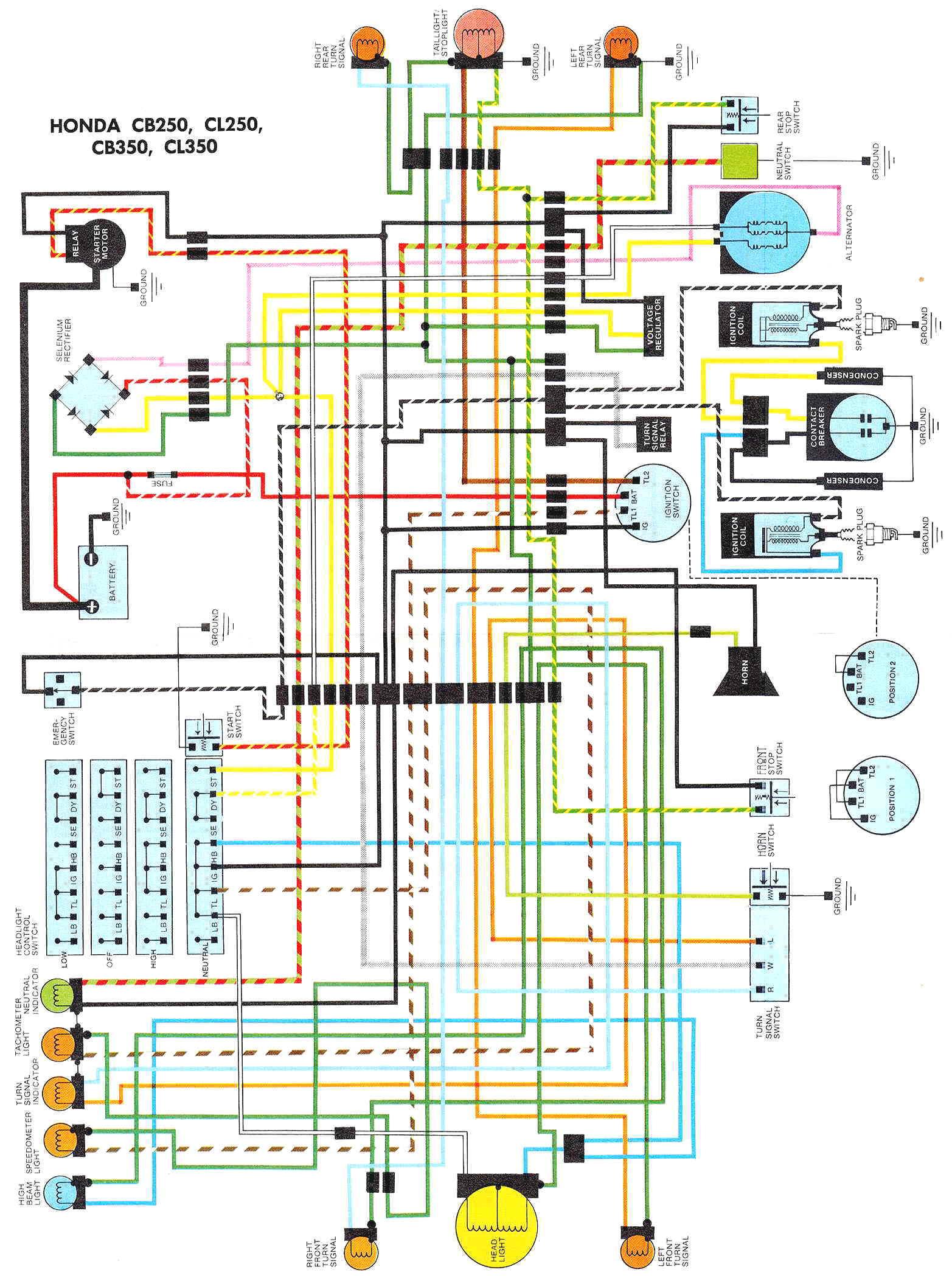 medium resolution of honda vt700 wiring diagrams honda get free image about 1984 honda shadow vt700 wiring diagram 1984