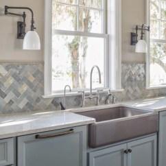 Kitchen Wall Lights Free Makeover Trend Industrial Sconces Light Your Shelves Statements In Tile Lighting Kitchens Flooring
