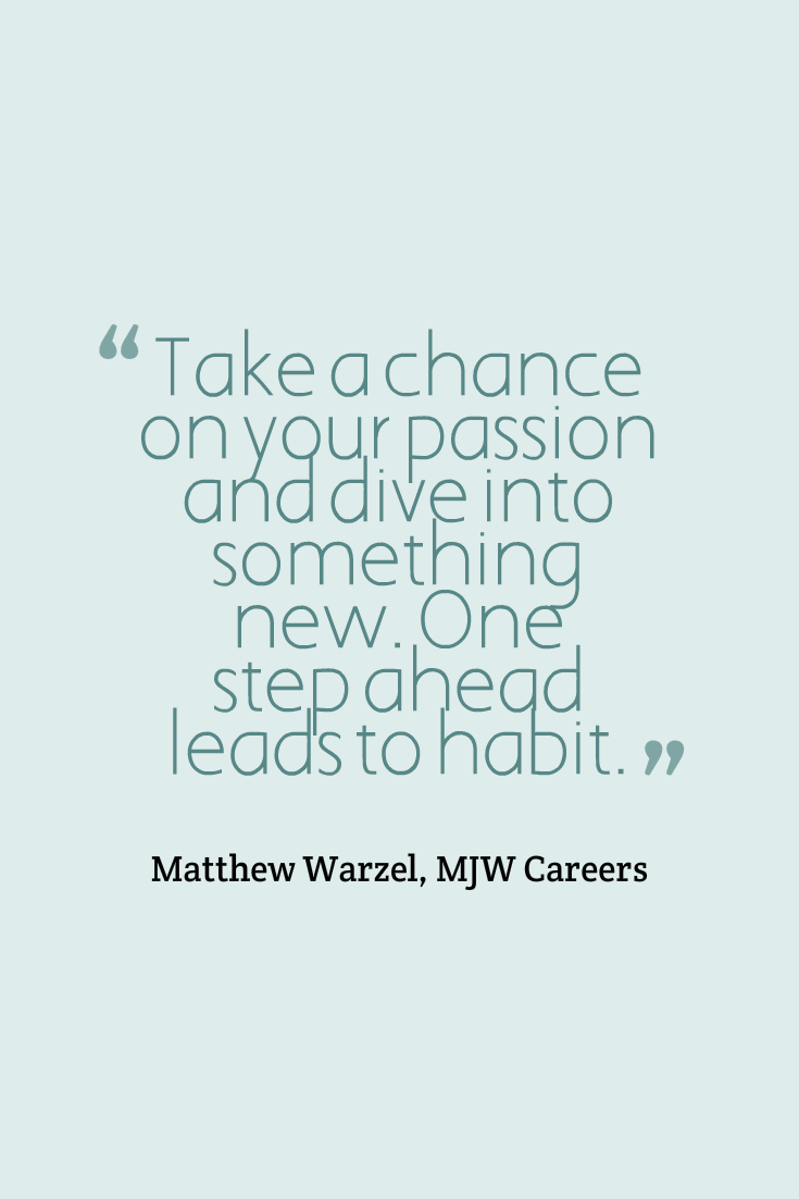 Daily Job Hunting Quote — MJW Careers Outplacement and Resume ...