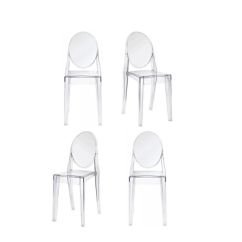 Ghost Chairs Chair Design Line Arrangements Floral Party