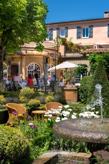 Hotel Le Pigonnet French Design In Aix-en-provence
