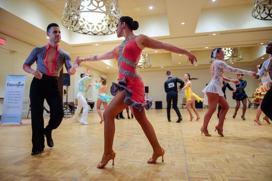 Salsa Dance - A to Z Blogging