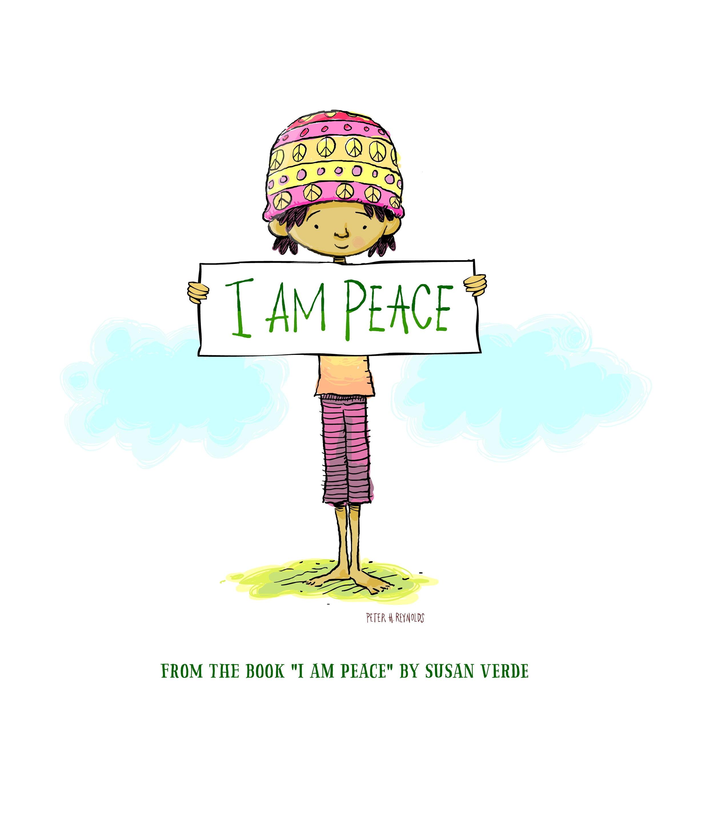 i am peace ideas