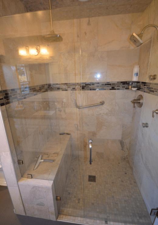 Curbless Shower Design Amp Installation New Life Bath