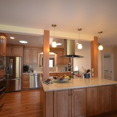Kitchen Remodeling Projects Dishwasher Santa Maria Contractors Design And Services View Before After Photos From In Ca