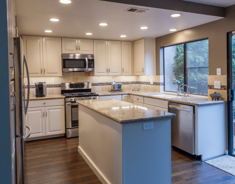 remodeling your kitchen lighting above table where to start when you re in remodel