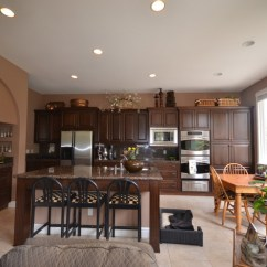 Kitchen Upgrade Hanging Lights 7 Ways To Boring Builder Grade Cabinets Cypress Ridge Remodel New Life After 3
