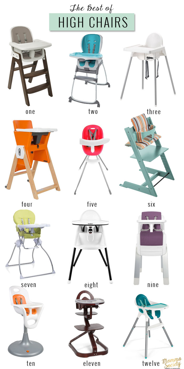 Baby Food Chair The Best Of High Chairs Momma Society