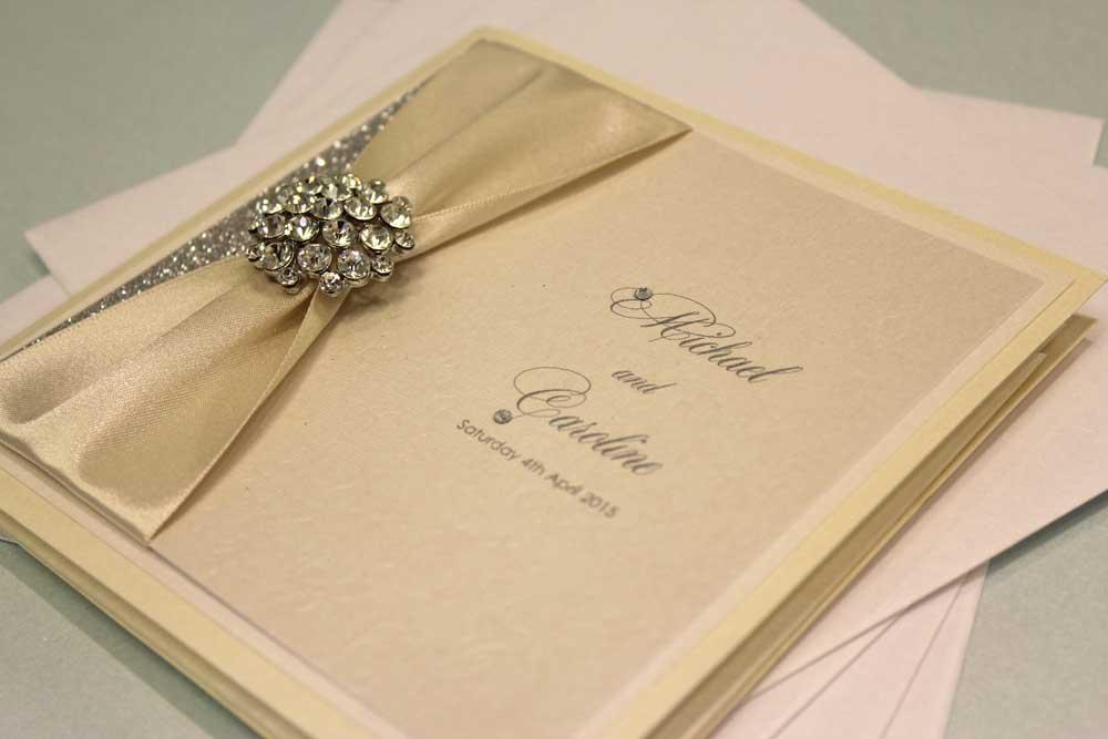 Custom Made Wedding Invitations Online
