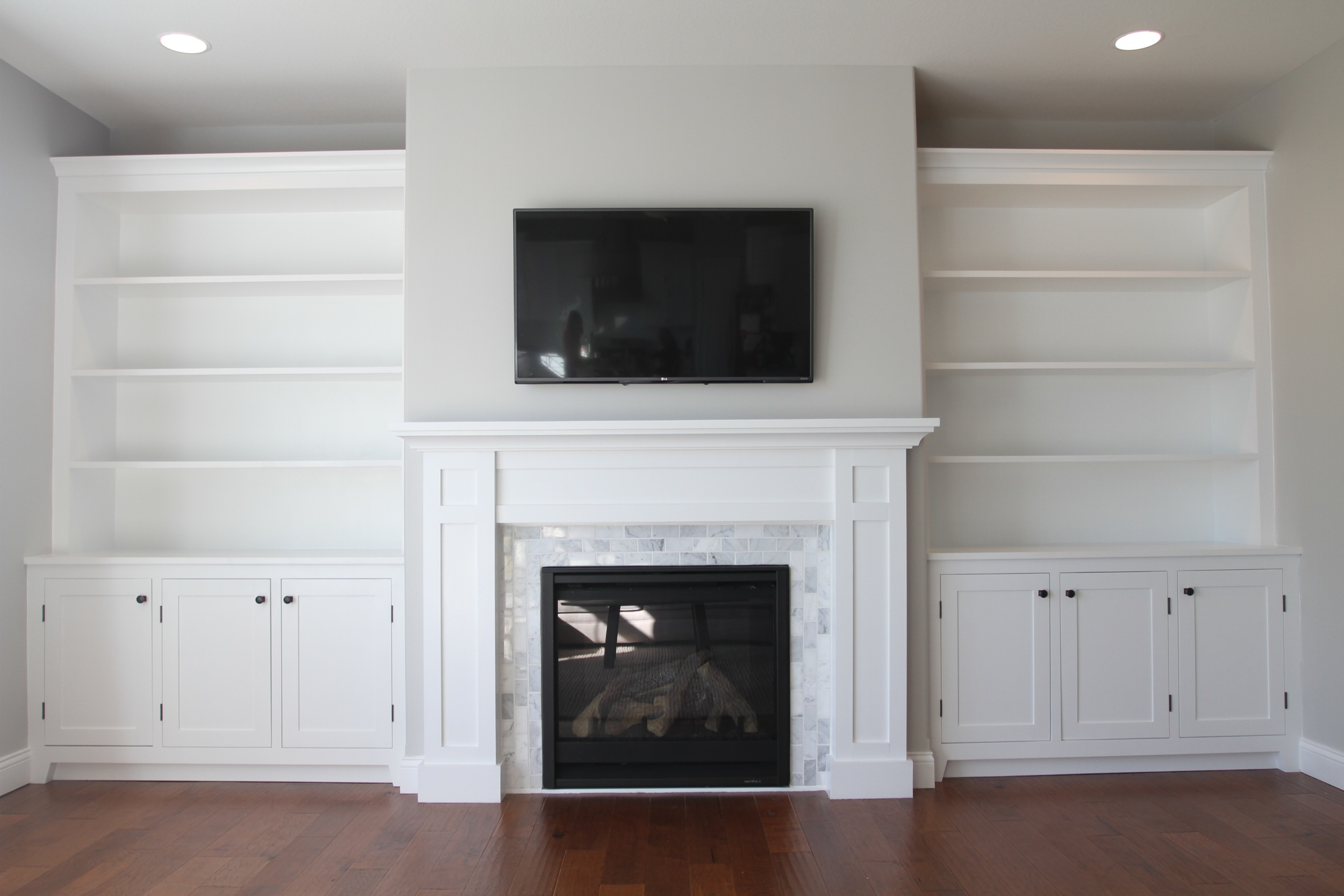 How To Build A Built-in The Cabinets