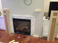How to Build a Built-in Part 2 of 3 - The Fireplace Mantel ...
