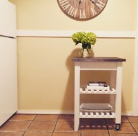 Bekvam Kitchen Cart Dimensions  Wow Blog