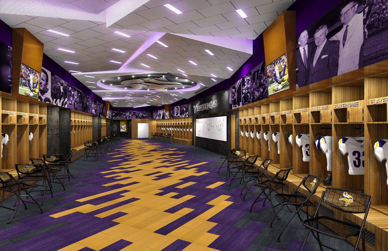 Inside Every NFL Locker Room Make Gameday Everyday