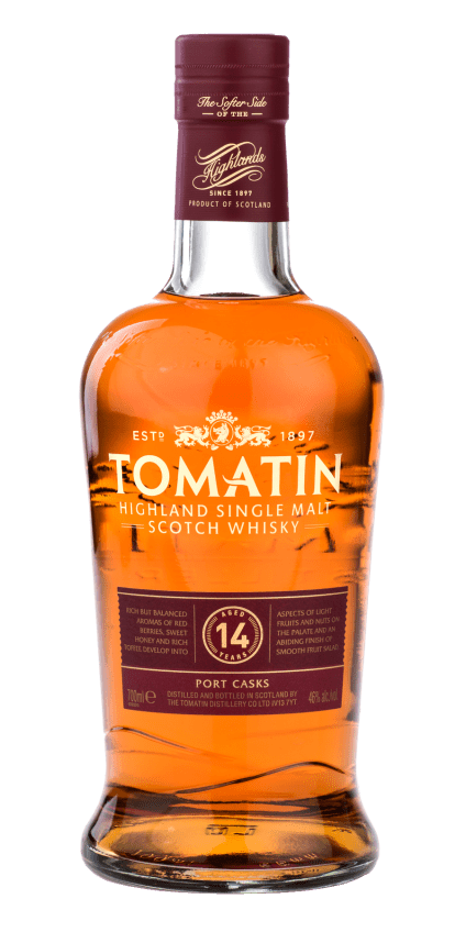 Image result for tomatin 14 port finish