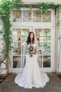 Henry Hotel Kathryn' Bridal Portraits Greensboro