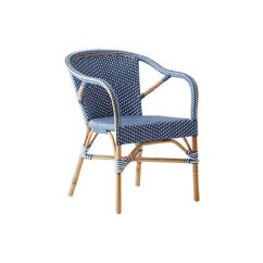 Blue Bistro Chairs Cane Where To Find The Best Woven Coastal Collective Co And White Cafe Chair