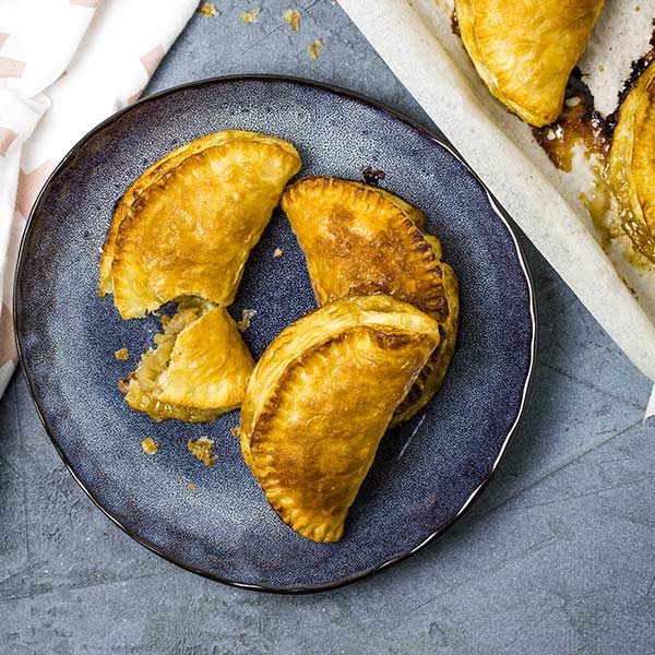 Apple Turnovers — Steam and Bake