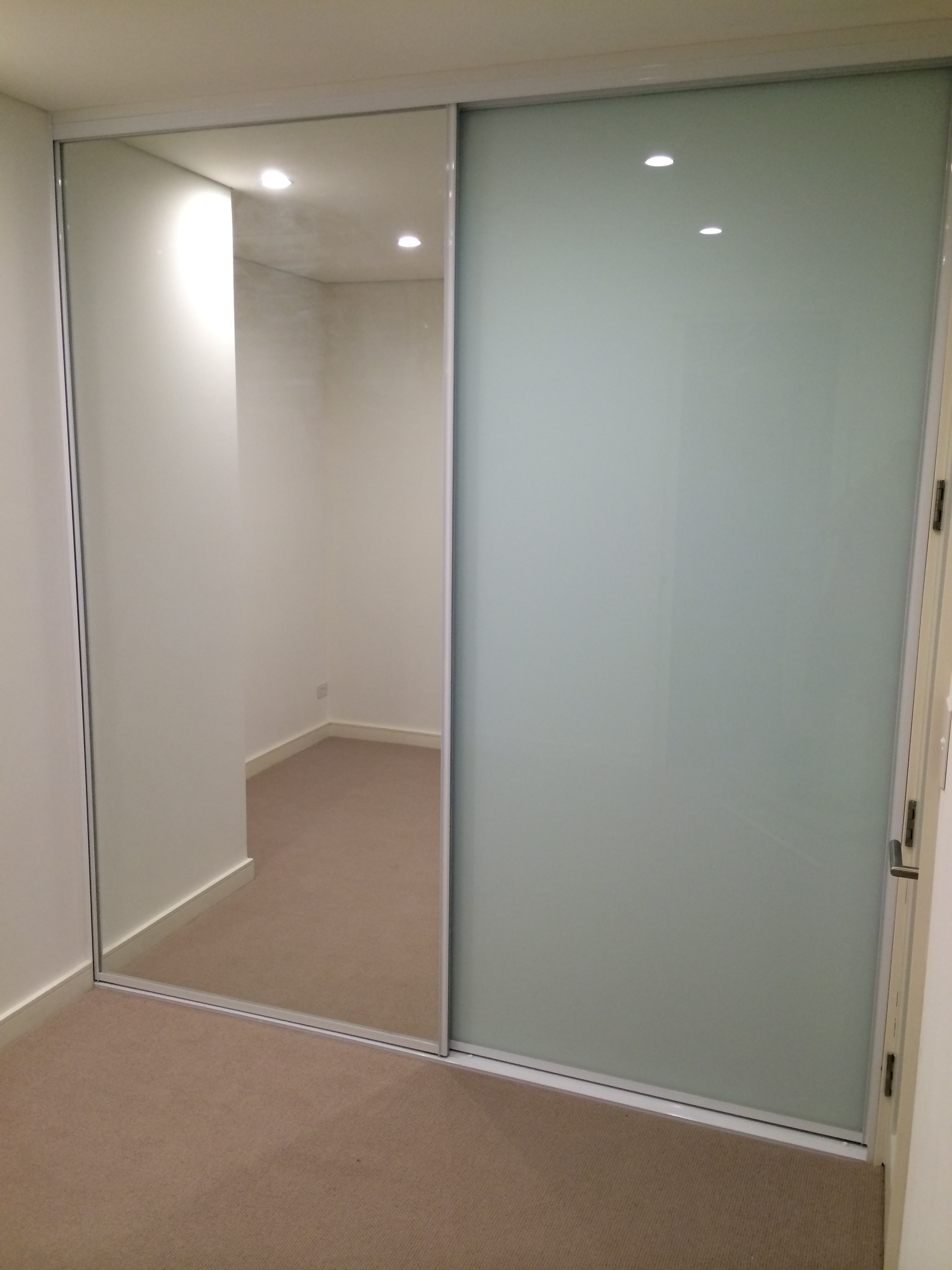 Contemporary Sliding Wardrobes Quality Kitchens And