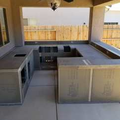 Outdoor Kitchen Bbq Kits Fluorescent Lighting Diy Creative Kitchens Custom The Design Possibilities For These Are Limited Only By Your Budget You Can Create Almost Any Size And Shape