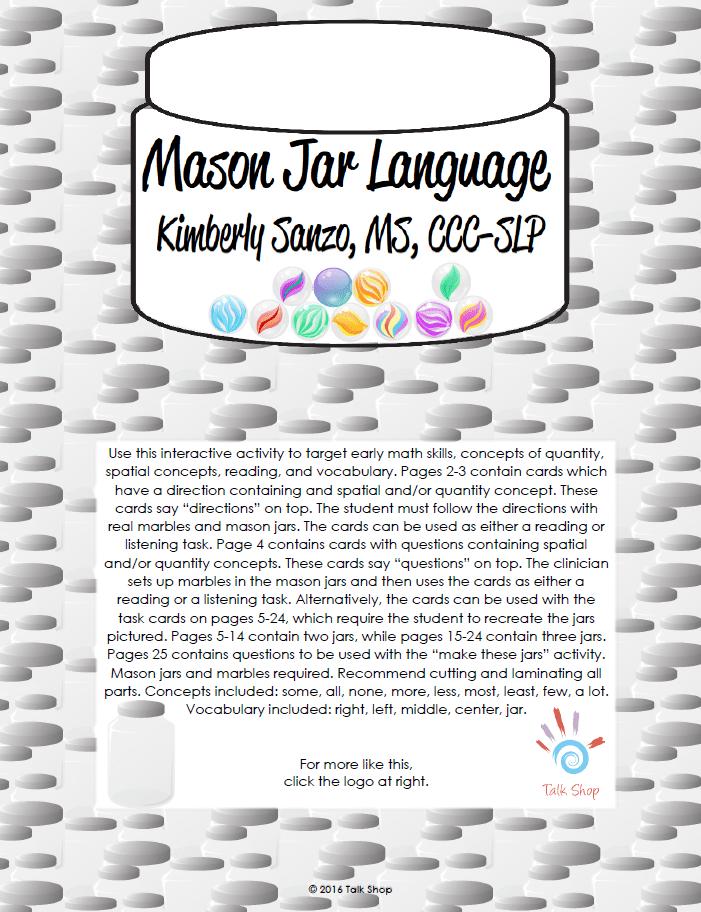 Language — Talk Shop