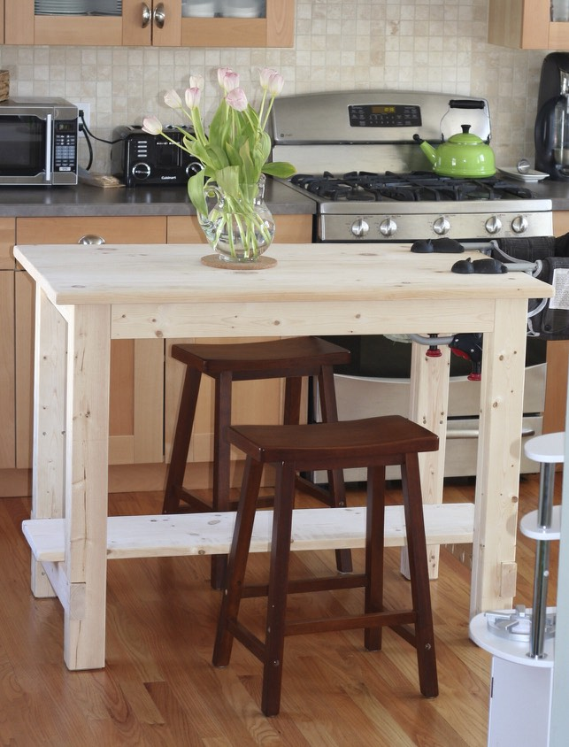 kitchen workbench moveable islands island little miss