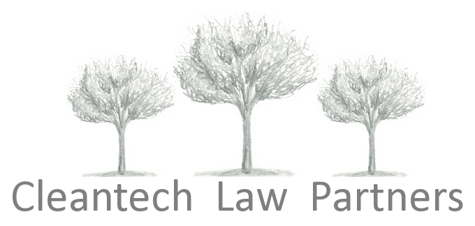 30 Minute Legal Consult with Cleantech Law Partners — CA