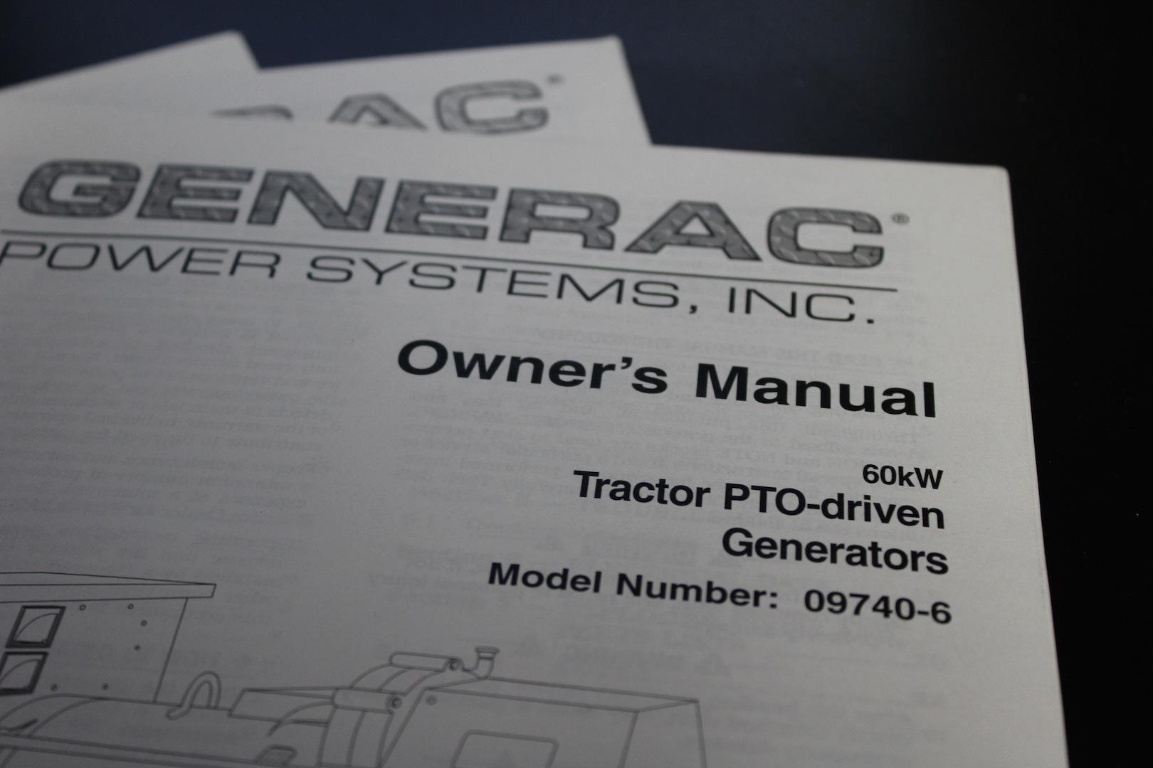 generac back up power generator manual [ 1500 x 1000 Pixel ]