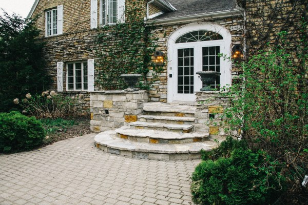 natural stone hardscape solutions