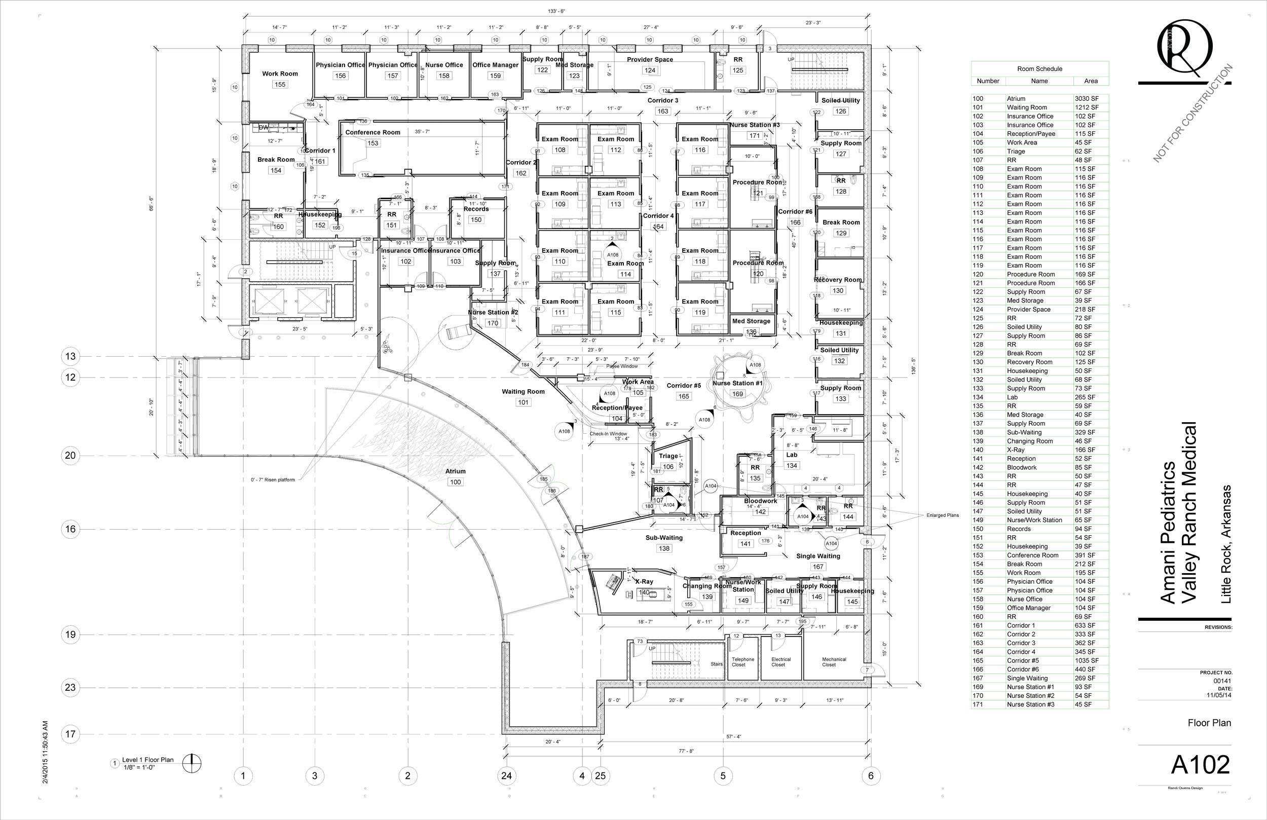 Healthcare Design — Randi Owens Interior Design