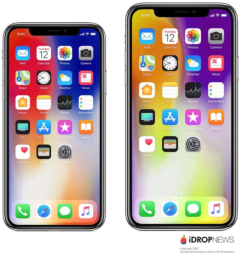 iPhone+X+Plus Rumor: the follow-up to the iPhone X could be even more expensive Apple