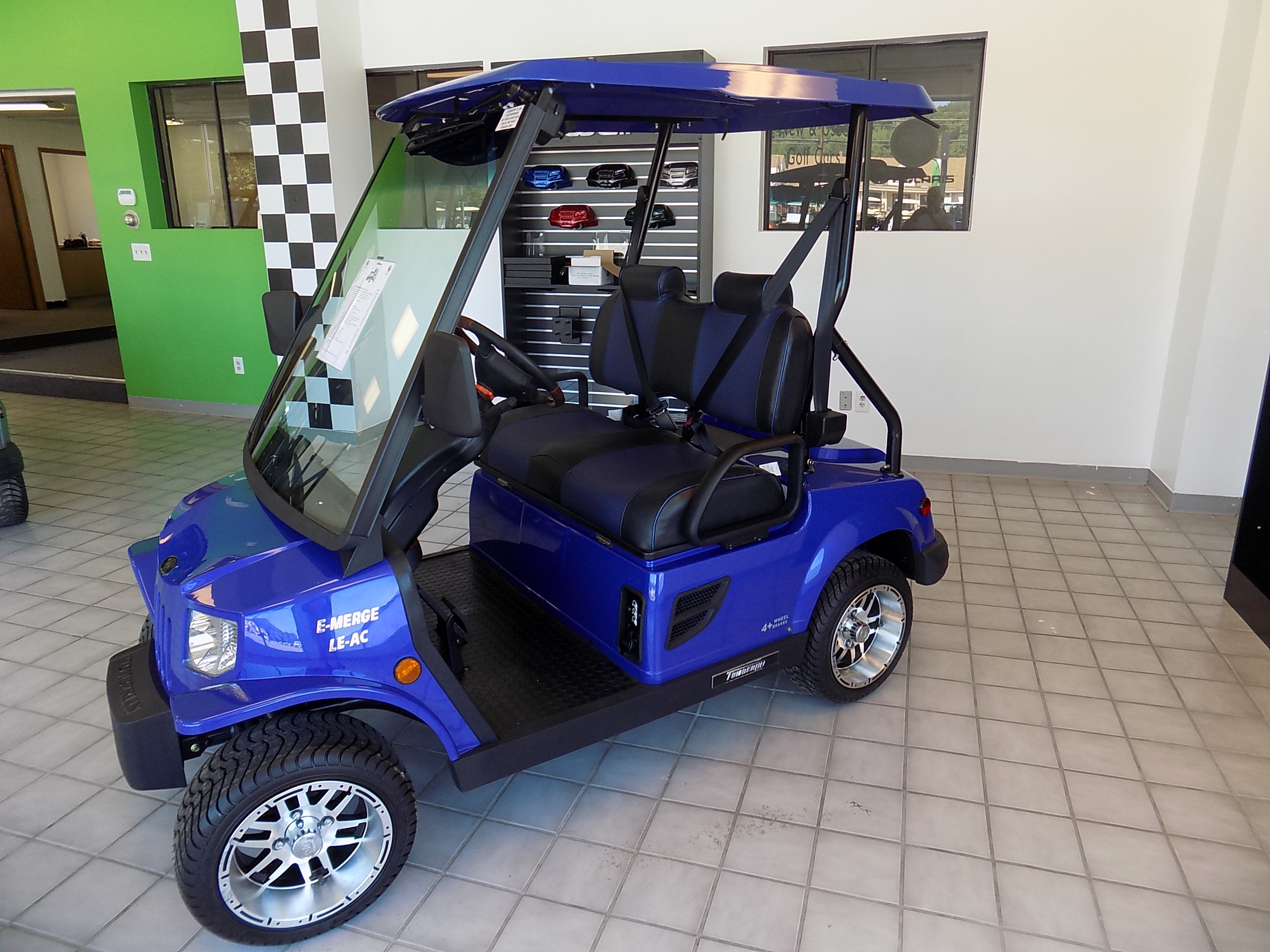 hight resolution of new 2017 street legal tomberlin emerge e2 le lsv with full new car warranty