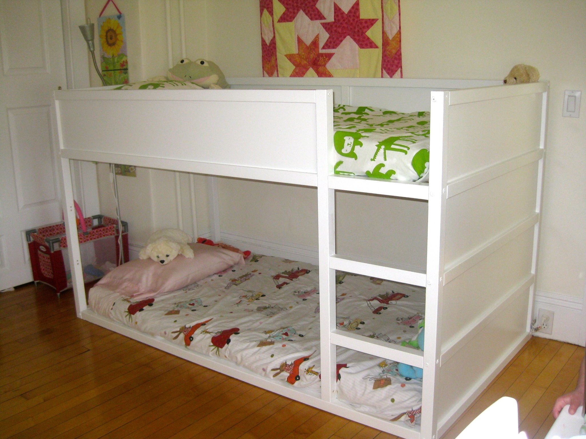 IKEA Kids Room with Bunk Bed