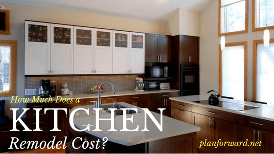 How Much Does A Kitchen Remodel Cost? Forward Design Build Remodel