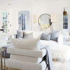 All White Living Room Ideas Open Plan Kitchen Music Keeps Me Spirited The Berkshire House