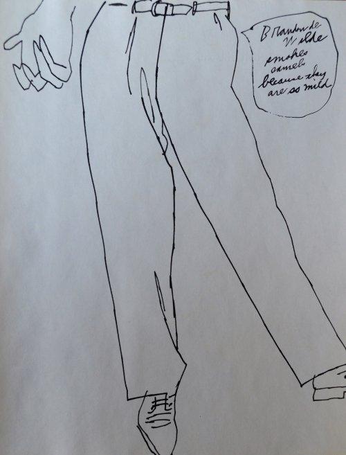 small resolution of andy warhol lower torso
