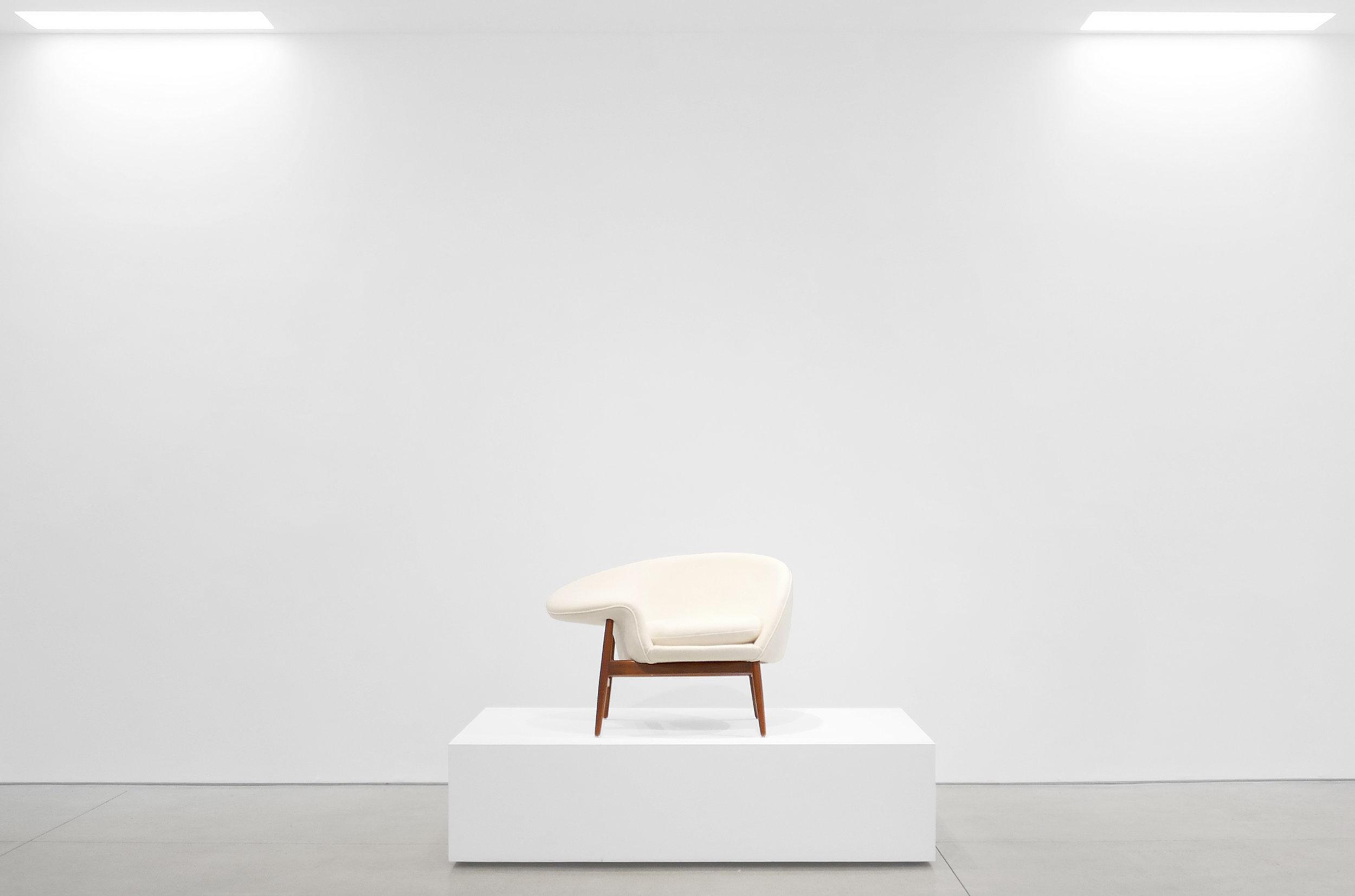 fried egg chair steel easy price hans olsen peter blake gallery 22fried 22 c 1956 holland sherry