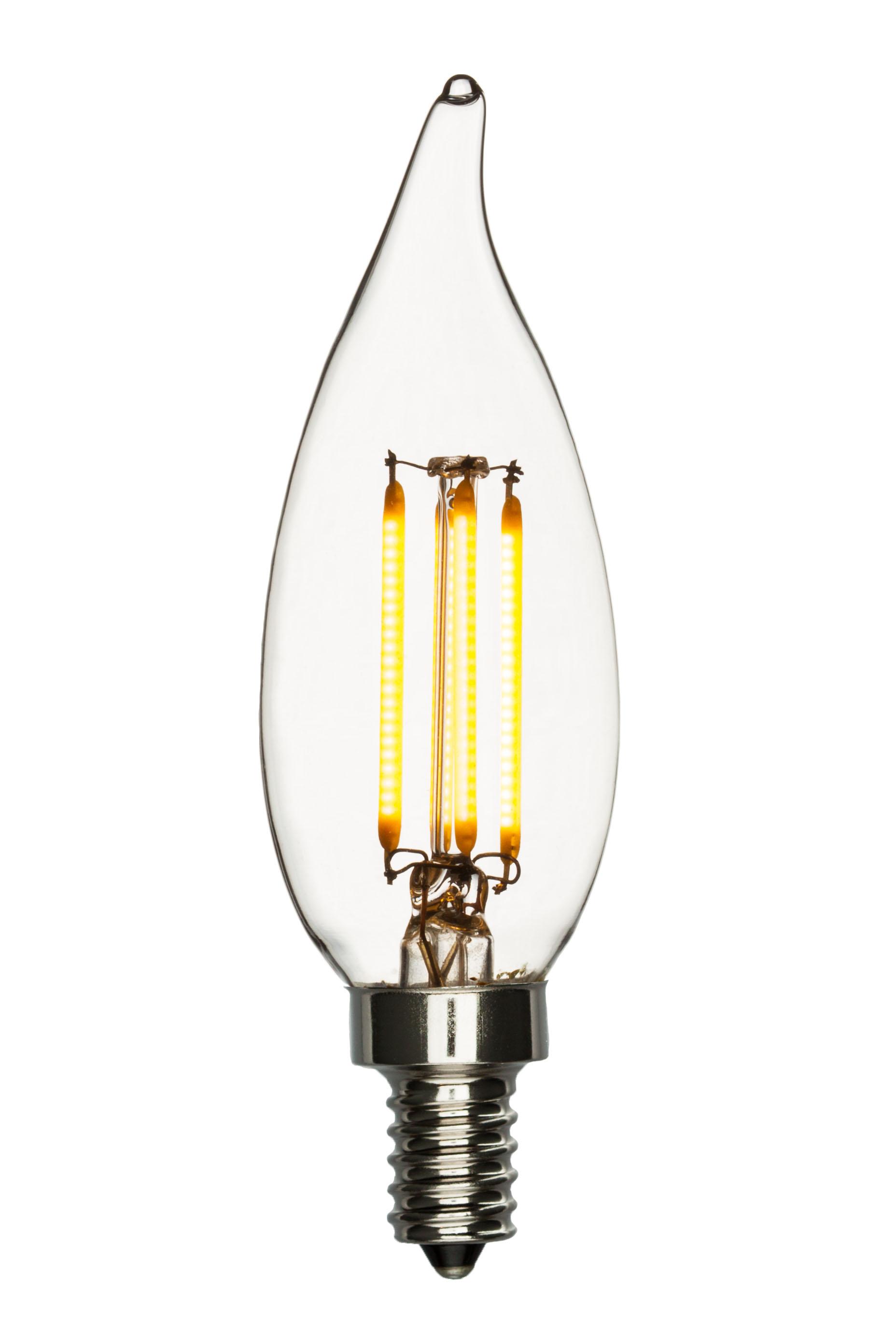 Led Clear Light Bulbs