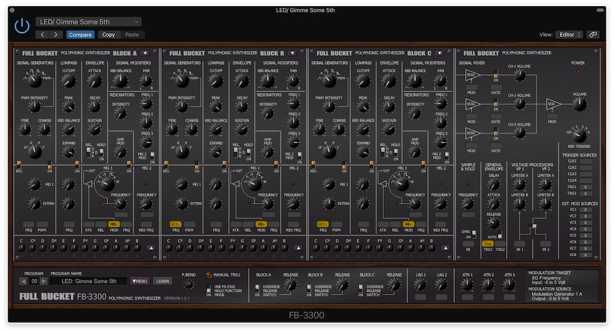 free soft synth for