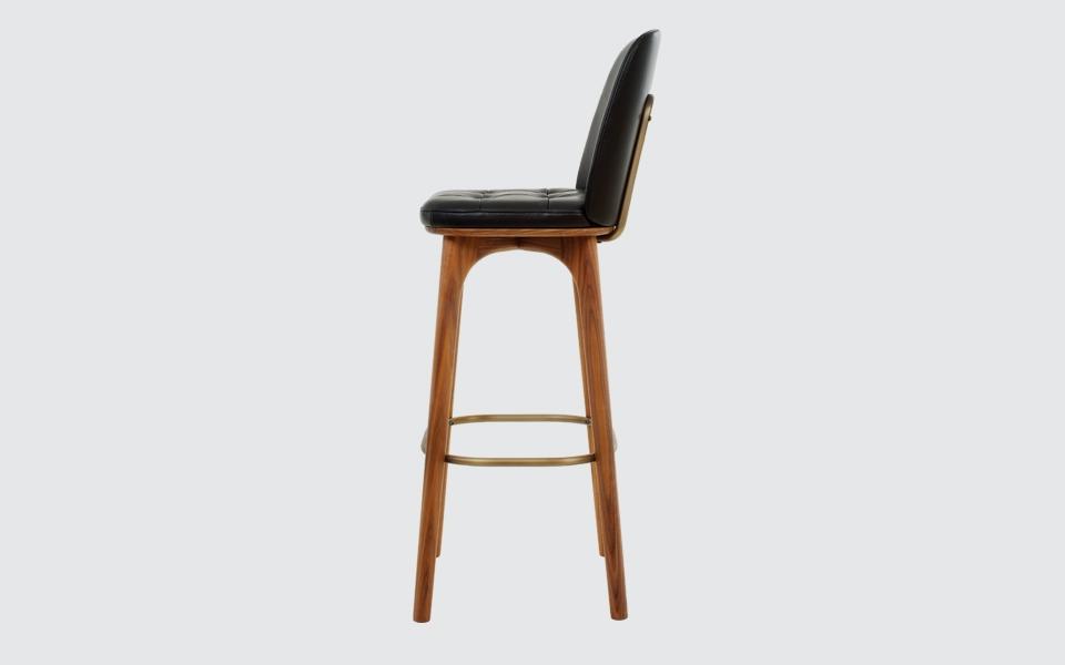 high chair wooden legs reclining chairs with ottomans utility sh760 roam scandinavian design distributor