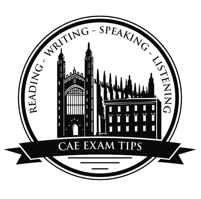 Books+Apps — CAE Exam Tips