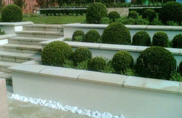 hard landscaping - bespoke garden