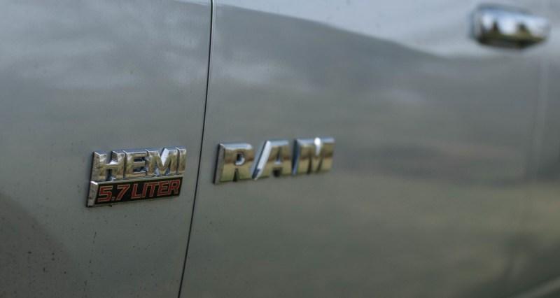 Test: RAM 1500 Laramie 5.7 V8 HEMI 20