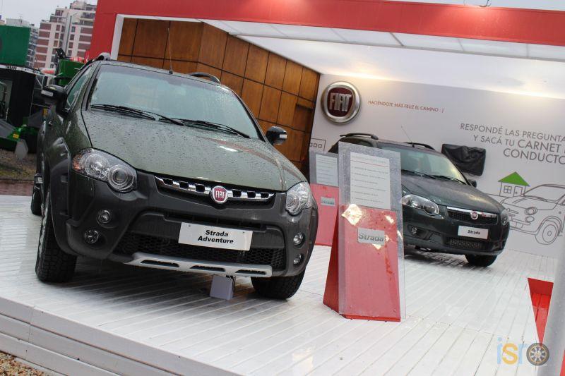 Fiat, Ford, Toyota y Volkswagen: las marcas en La Rural 2015 2