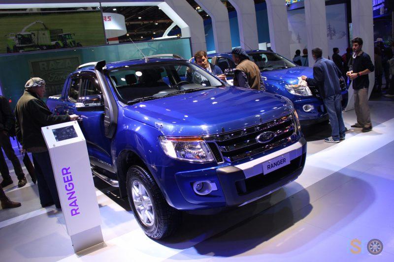 Fiat, Ford, Toyota y Volkswagen: las marcas en La Rural 2015 8