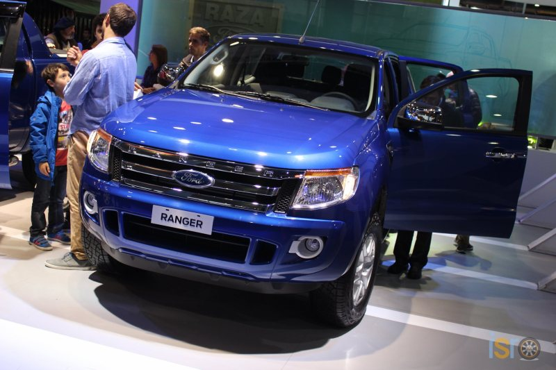 Fiat, Ford, Toyota y Volkswagen: las marcas en La Rural 2015 11