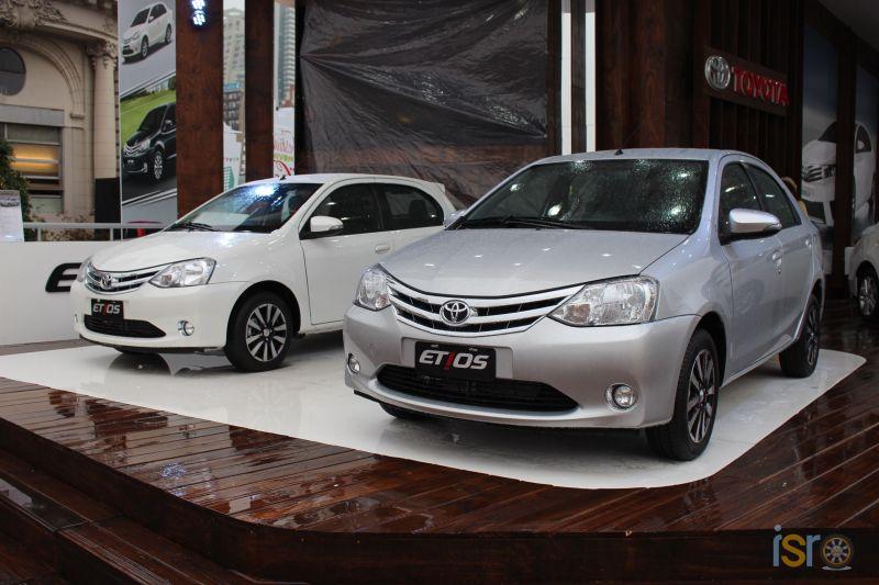 Fiat, Ford, Toyota y Volkswagen: las marcas en La Rural 2015 16