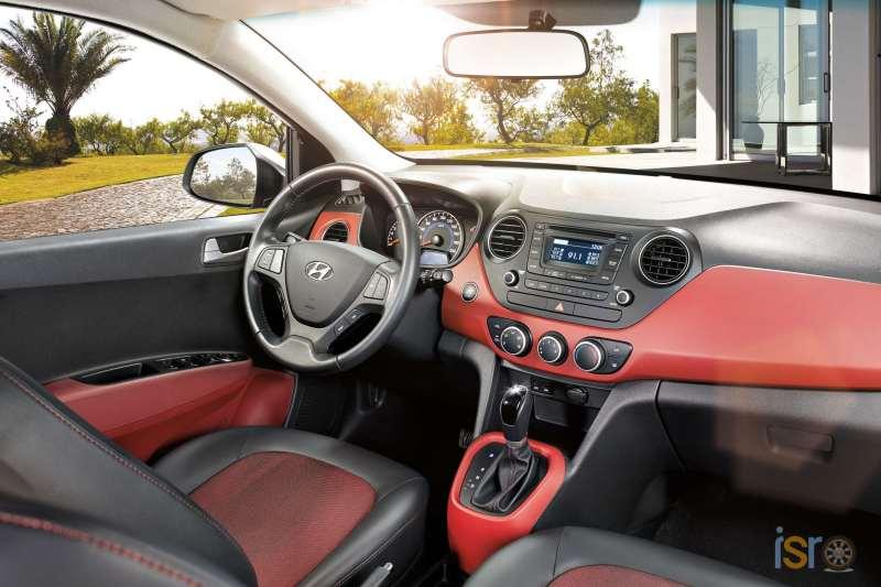 Nuevo: Hyundai Grand i10 18